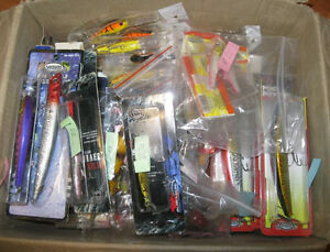 ►Fishing lures (bass, pike, walleye - wobblers, crank-baits) #1