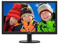 """Philips V-line - 23.8"""" IPS LED Monitor - Full HD"""