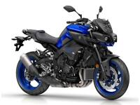 NEW 2018 Yamaha MT 10 ABS Award Winning Hyper **Naked Now at 6.4%**