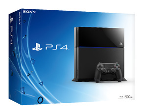 PS4 Bundle with 2TB ( 2000 GB ) Hard Disk