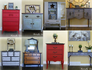 BUTTERFLY SOUL FURNITURE REFINISHING