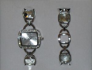 DANIEL DAVID COLLECTION Women's Watch & Bracelet Set