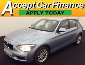 BMW 116 2.0TD ( bhp ) ( s/s ) Sports Hatch 2013MY d SE FROM £51 PER WEEK !