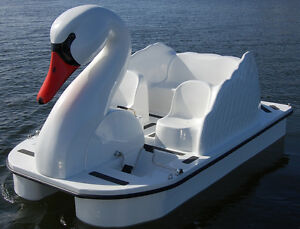 5 Passenger Paddle / Pedal Commerical Grade Boat