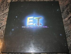 E.T. The Extra Terrestrial Laser Disc Limited Edition No.289
