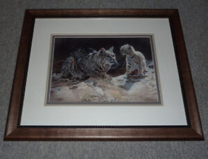 Terry Isaac Print - New Lowered Price