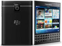 Blackberry Passport mini -Q30 unlock 4.5 Inch wifi -audio beats -HD 32GB Mobile Phone -
