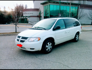 05 Dodge Grand Caravan sto and go