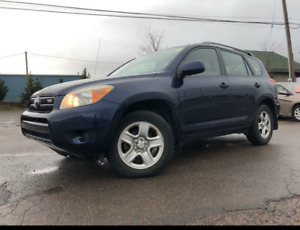 2007 Toyota Rav4 .AWD  .Great condition.