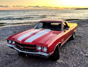 1970 Chevrolet El Camino SS 454 Tribute