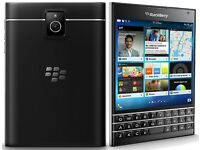 Blackberry Passport 4.5 Inch HD 32GB Mobile Phone - unlocked smartphone