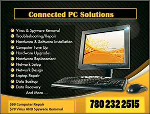 Cheap computer repair 780 232 2515
