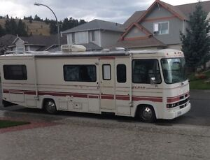 Motor home for sale or trade of same value