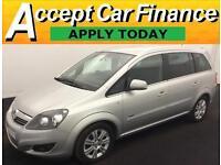 Vauxhall/Opel Zafira 1.7CDTi 16v ecoFLEX FROM £41 PER WEEK