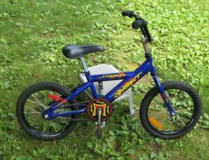 "NEXT FRENZY Bike with 16 ""tires"