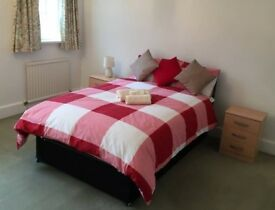 Heathrow Double Rooms for Professionals By Station