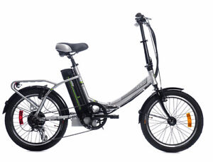 Velec - E-BIKE : folding bike with battery and charger