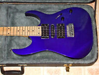 IBANEZ  RG  170 and case