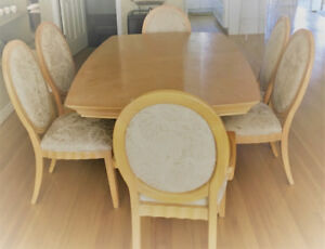 9 Piece Thomasville Dining Room St