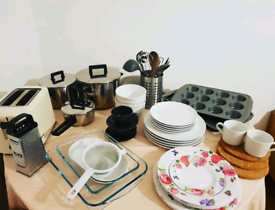 Kitchen kit - EVERYTHING FOR £ 50