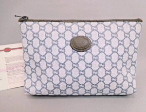 AUTHENTIC 1980 GUCCI CLUTCH WITH AUTHENTICITY CARD