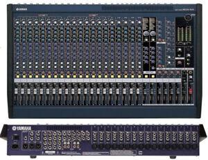 Console (mixeur) Yamaha mg24 14fx