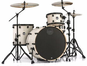 NEW mapex MARS BONEWOOD bass drum and floor tom add ons