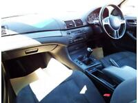 2001 Y BMW 3 SERIES 1.9 318I SE 4D 117 BHP