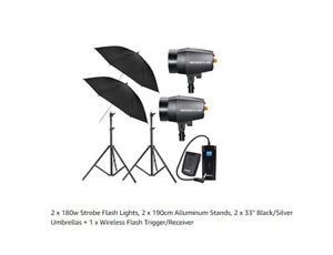 MOVING SALE PHOTOGRAPHY STUDIO KIT