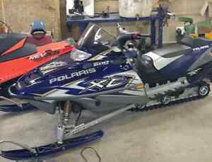 Trade for touring sled