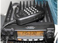 Yaesu FT2800 2m radio