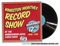 Vendors wanted - Kingston Monthly Record Show