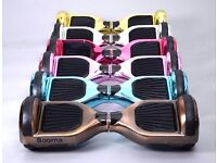 Safest Hoverboards in UK - Buy online or visit our showroom - 10 colours - Free next day delivery