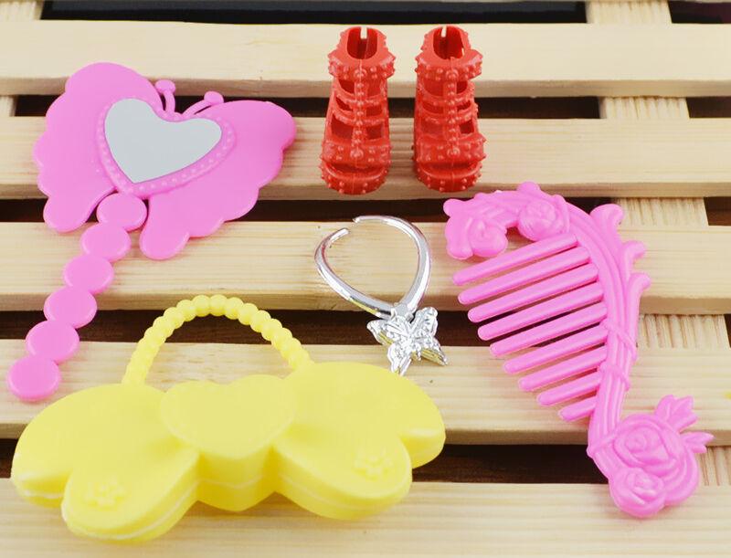 Vom Schuh bis zum Schmuck: Barbie Fashion Accessoires