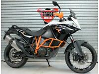 2014 14 KTM 1190 ADVENTURE R LC8 ABS 15K TRADE SALE ENDURO CAT N REPAIRED