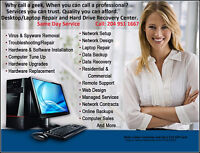 Residential and Commercial Computer/Networking Services.