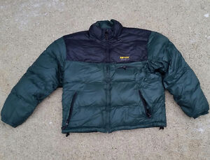 EbTek Down Filled Men's jacket medium Strathcona County Edmonton Area image 1