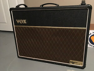 Handwired VOX AC-30    Limited Edition