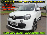 2015 Renault Twingo 1.0 Play - One Owner - £20 per Year Road Tax - KMT Cars