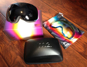 Anon M2 Goggles-Mark Landvik Signature Edition in MINT CONDITION