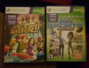 Kinect Adventure and Sports