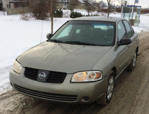 Nissan Sentra Sedan - Automatic, Strong engine, no accidents