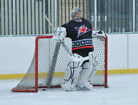 Hockey goalie looking for a winter team B/C level ice hockey