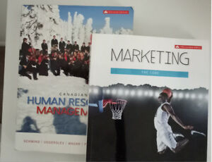 Canadian Human Resource Management /  Marketing THE CORE