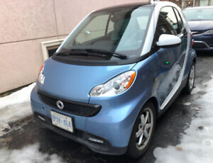 Low kms - 2013 Smart Fortwo Pure Coupe