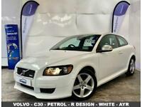 2009 59 VOLVO C30 1.6 R-DESIGN 3D 100 BHP