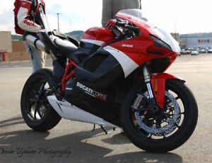 2012 Ducati 848 Corse  - Low Kilometers