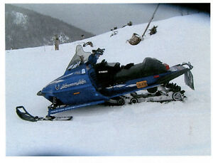 Snow Mobile for Sale.