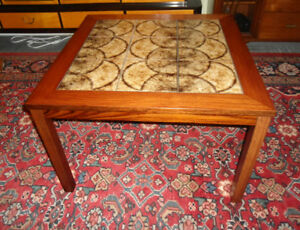 Mid Century Modern Rosewood coffee table
