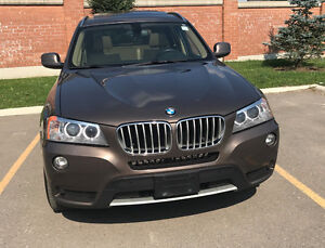 2013 BMW X3 28i XDrive No Accidents and BMW Warranty remaining!